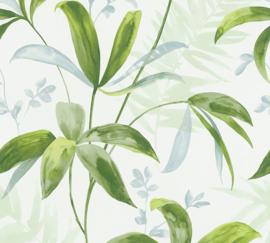 AS Creation Jungle Chic Behang 37704-1 Botanisch/Bladeren/Natuurlijk