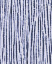 Eijffinger Savor Behang  353080 Strepen/Vintage/Blauw/Paars/Offwhite
