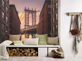 AS Creation Designwalls Fotobehang DD118682 Brooklyn Bridge/Brug/Steden/Travelling