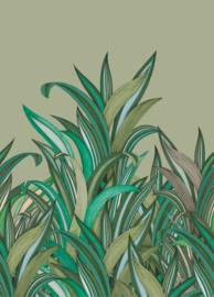 Onszelf Amazing Fotobehang 542226 Botanisch/Bladeren/Natuurlijk/Modern