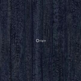 Origin Matieres Wood Behang 348-347532 Hout/Modern/Blauw