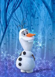 Komar/Disney Edition4 Poster/Affiche WB067 Frozen/Olaf Crystal/Kinderkamer Afbeelding