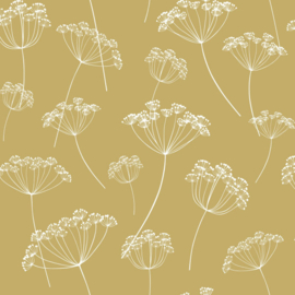 Esta Home Scandi Cool Behang 152-139104 Schermbloemen/Bloemen/Landelijk/Natuurlijk