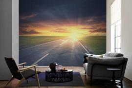 AS Creation Wallpaper XXL3  Fotobehang 470615XL Endless street/Natuur