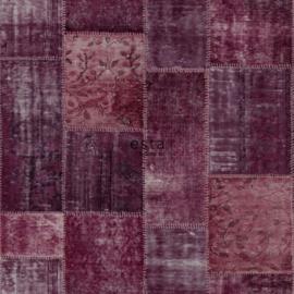 Esta Home Boho Chic Behang 148653 Patchwork/Vintage/Verweerd Behang