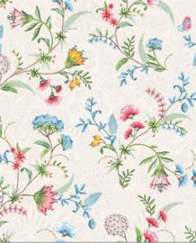 Eijffinger Pip Studio 5 Behang 300120 Bloemen/Floral/Flowers/Romantisch/Landelijk/Kinderkamer/Ecru
