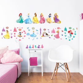Walltastic  Disney Wall Stickers 45101 Princess - Dutch wallcoverings