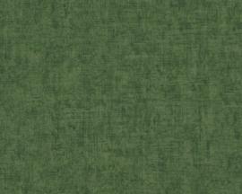 AS Creation Greenery Behang 37334-7 Uni/Structuur/Natuurlijk/Groen