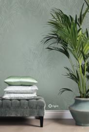 Origin City Chic Behang 353-347742 Palmbladeren/Bladeren/Tropical/Botanisch/Zeegroen