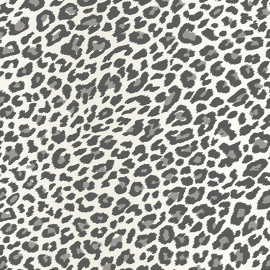 Arthouse Options Behang  618201 Fierce Black White/ Panter print/Dierenvacht