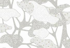 Hookedonwalls Jungle Jive Behang 36542 Botany/Botanisch/Bomen/Modern