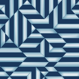 Dutch Wallcoverings Galactik Behang L85801 Modern/Geometrisch/Grafisch/3D