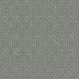 Dutch Wallcoverings Annuell Behang 11012 Bladeren/Romantisch/Landelijk/Grijs