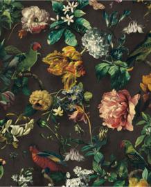 Eijffinger Museum Behang 307300 Botanisch/Bladeren/Vogels/Vlinders
