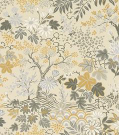 Rasch Salisbury Behang 553345 Bloemen/Landelijk/Natuurlijk/Bogen
