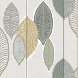 Noordwand Casa Mood Behang 27017 Modern/Bladeren/Retro/Natuurlijk