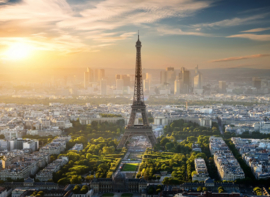 AS Creation Designwalls Fotobehang DD118684 Eiffel Tower/Steden/Landen/Uitzicht/Travelling