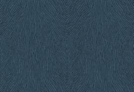 Hookedonwalls Karin Sajo 3 Behang  KS 1204 Lames de Corail/Glassbeads/Glasparels/Huiden