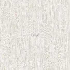 Origin Matieres Wood Behang 348-347554 Hout/Modern/Creme