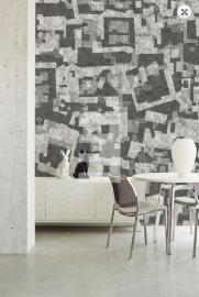 Eijffinger Black & Light  356202 Scandinavisch/Grafisch/Modern Fotobehang