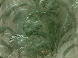 BN Wallcoverings Grand Safari Fotobehang 300411DX Rainforest/Regenwoud/Botanisch/Bladeren