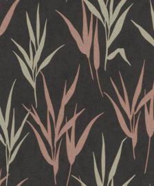 Rasch Glam Behang 541946 Botanisch/Bladeren/Glitter