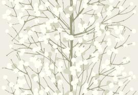 Hookedonwalls Marimekko Behang 23376 Lumimarja/Botanisch/Bladeren/Bomen/Natuur