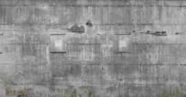 Rasch Factory IV Behang 445503 Beton/Verweerd/Strepen/Industrieel/Vlak
