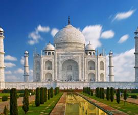 AS Creation Wallpaper XXL3  Fotobehang 470618 Taj Mahal XXL /India