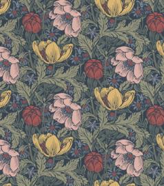 Rasch Salisbury Behang 552577 Botanisch/Bloemen/Bladeren