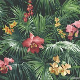 Noordwand Global Fusion Behang G56434 Botanisch/Bloemen/Planten/Natuurlijk