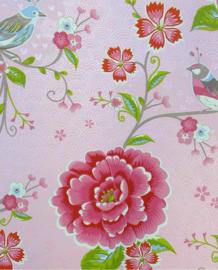 Eijffinger Pip Studio 5 Behang 300160 Bloemen/Romantisch/Landelijk/Roze/Kinderkamer