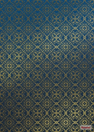 Komar/Noordwand Heritage Edition1 Fotobehang HX4-023 Fabuleux/Ornament/Vintage Behang