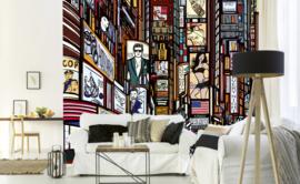 Dimex Fotobehang Times Square MS-5-0013 Steden/Londen/Modern