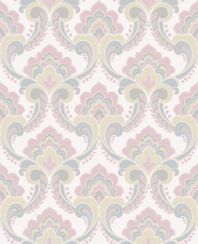 Nina Hancock/Stonyhurst NH50601 Klassiek/Barok/Ornament Behang - Dutch Wallcoverings