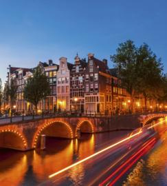 Dimex Fotobehang Amsterdam MS-3-0023 Steden/Huizen/Modern