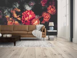 AS Creation Designwalls Fotobehang DD118510 Romantic Flowers 1/Bloemen/Botanical/Botanisch Behang
