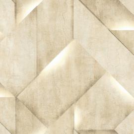 Dutch Wallcoverings Onyx Behang M35207 Modern/Beton/Steen/Blok/3D