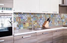 Dimex Zelfklevende Keuken Achterwand Portugal Tiles KL-260-097 Tegels/Mozaiek/Vintage