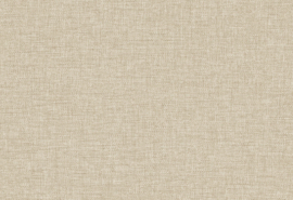 Hookedonwalls Karin Sajo 1 Behang KS 1005 Uni/Jute/Structuur/Natuurlijk/Landelijk