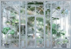 Komar Home Imagine Edition 4 Fotobehang 8-745 Orangerie/Broeikas/Plantenkas/Botanisch/Modern