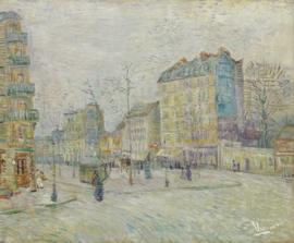 Van Gogh BN Wallcoverings Behang 30546 Paris/Kunst/Schilderij/Pastel Fotobehang