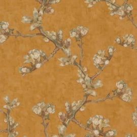 BN Wallcoverings van Gogh 2 Behang 220014 Bloesemtak/Natuurlijk/Landelijk
