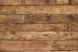 AS Creation Wallpaper 3 XXL Fotobehang 471703 XL Old Oak/Oud Eiken/Horizontale Planken/Hout