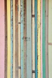 Esta XL Photowalls For Kids Fotobehang 157703 Stoer/Landelijk/Vintage/Hout Fotobehang