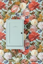 Eijffinger Masterpiece Behang 358003 Klassiek/Romantisch/Bloemen