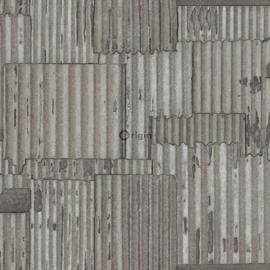 Behang 347618 Matieres Metal - Dutch Design/Origin