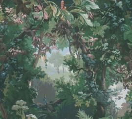 AS Creation History of Art Behang 37652-1 Botanisch/Natuurlijk/Bomen/Eend