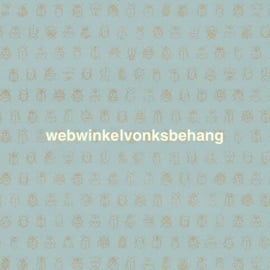 Eijffinger Pip Studio 4 Behang 375031 Insecten/Dieren/Landelijk/Natuurlijk