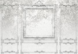 Noordwand Komar Raw Fotobehang R4-044 Patina Panels/Panelen/Landelijk